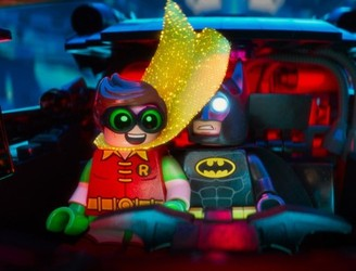 'The LEGO Batman Movie' to sink his grappling hooks into ADIFF children's programme