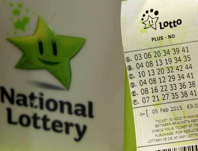 Was it you? One winner of tonight's €7.5m Lotto jackpot