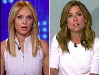WATCH: Australian newsreaders' wardrobe spat goes viral after video leaked online