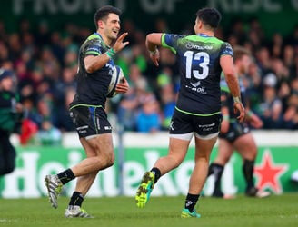 GALLERY: Connacht survive shaky start to demolish Zebre
