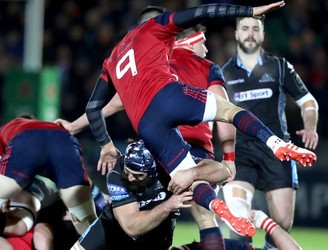 Munster player ratings