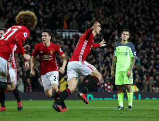 Zlatan Ibrahimovic strikes late as Man United deny Liverpool win at Old Trafford
