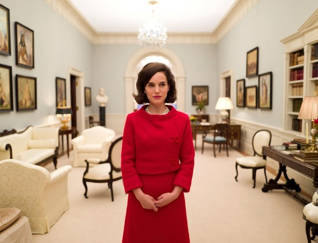 ★★★★☆: Vivid and intriguing, 'Jackie' breathes new life into the biopic
