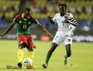 Cameroon top Africa Cup of Nations Group A despite Guinea Bissau's sensational solo goal