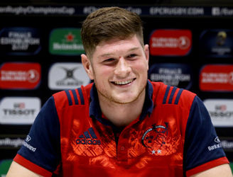 """My pure focus is on Munster"": Jack O'Donoghue not getting carried away with talk of an Ireland call-up"