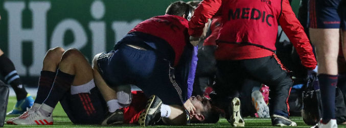 EPCR clear Munster of any wrongdoing over Conor Murray injury