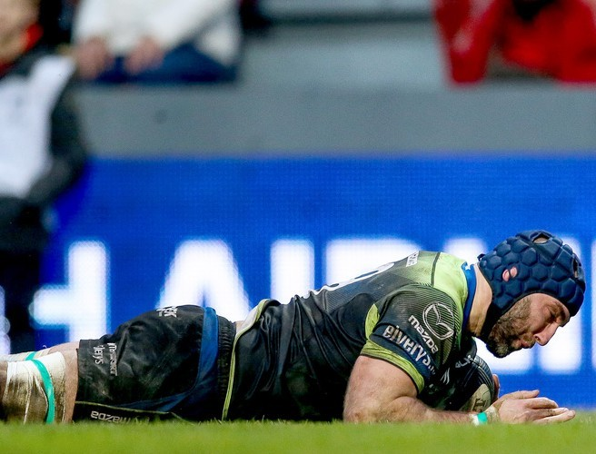 Connacht Player Ratings: Kieran Marmion and John Muldoon lead the way as Connacht crash out of Europe
