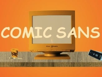 "WATCH: ""The best thing I ever did,"" says the creator of Comic Sans"