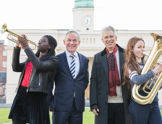 Adam Clayton calls for participants to apply for Music Generation programme