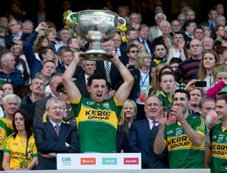 Kerry's Aidan O'Mahony explains why he's hanging up his inter-county boots and dusted off his dancing shoes