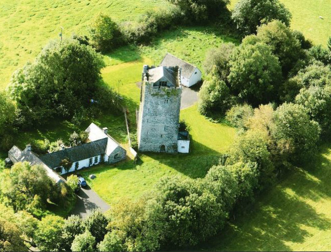 Here are five Irish castles on Airbnb right now