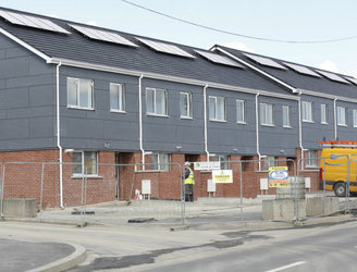 Funding approved for 83 rapid build homes