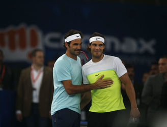 Federer vs Nadal: A remarkably friendly rivalry