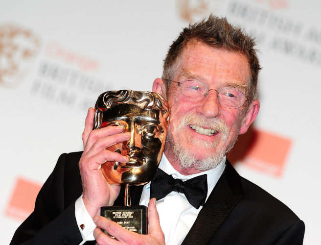 Acclaimed actor John Hurt dies aged 77