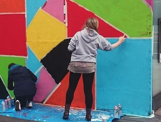 Reimagine Cork project brightens up the city