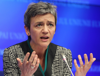 "Vestager: Ireland ""taking too long"" to recover Apple tax"