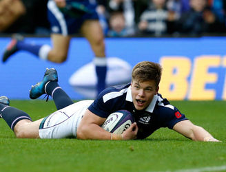 Scotland make three changes for clash with Ireland