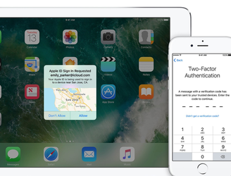 What is Apple's two-factor authentication?