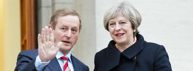 "Labour claims Taoiseach ""sleep walking"" into Brexit talks"