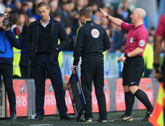 Huddersfield and Leeds managers charged over confrontation