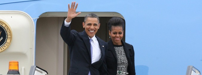 Barack Obama to be made Honorary Citizen of Dublin