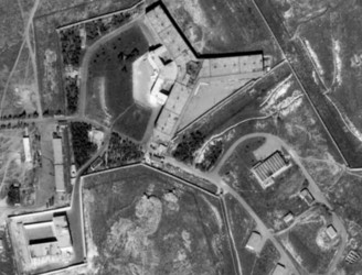 Thousands of illegal executions at Syrian jail