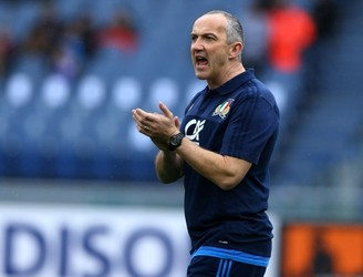 Conor O'Shea aims to bring 'winning culture' to Italy