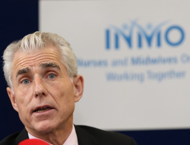 INMO to enter talks ahead of work-to-rule