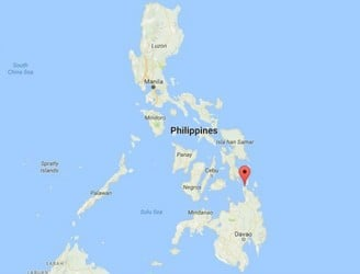 At least four killed in Philippines earthquake