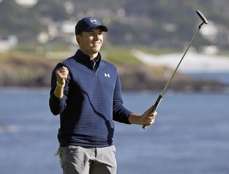 Jordan Spieth wins at Pebble Beach