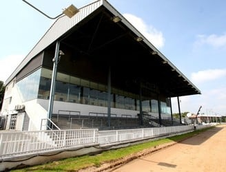 Harold's Cross Greyhound Stadium closes