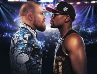 "Mayweather and McGregor: ""This is showbiz and not one for the boxing purists"""