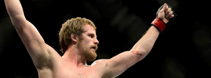 Gunnar Nelson to fight at UFC London