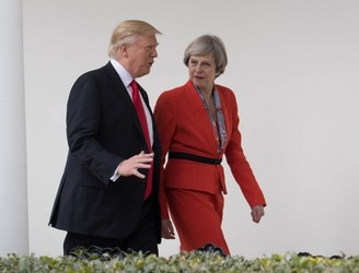 UK government responds to petition to stop Trump's State visit