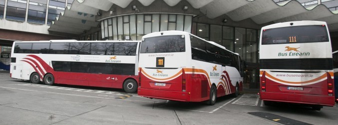 Bus Éireann to attend talks as strike looms