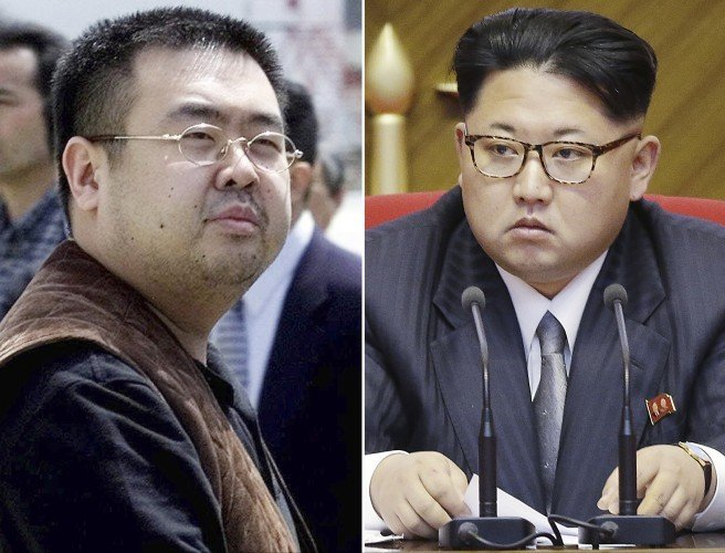 A Nerve Agent Killed Kim Jong Un's Half Brother, Authorities Say
