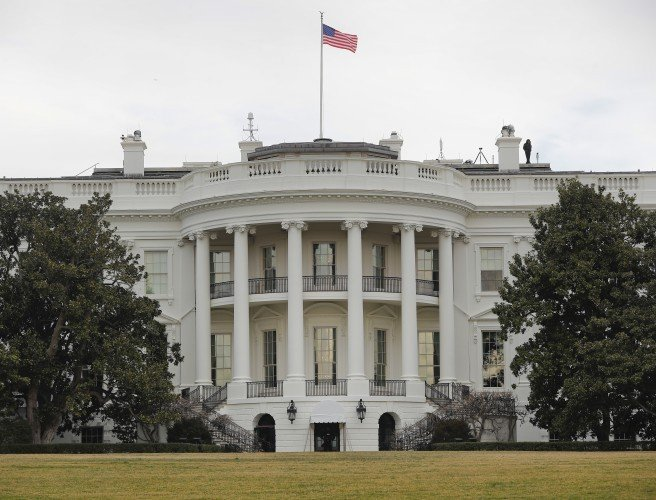 Man claiming to have explosives nabbed outside White House