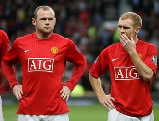 Wayne Rooney could leave Man United - Scholes