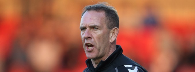 "Kenny Shiels: Teams are trying to ""purchase the league"""