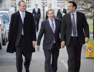 Why Fine Gael's leadership will be a one-horse race