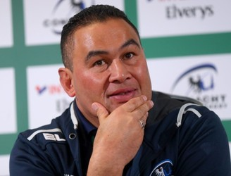 Pat Lam names team ahead of clash with the Dragons