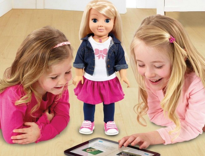 Parents in Germany told to destroy spying doll