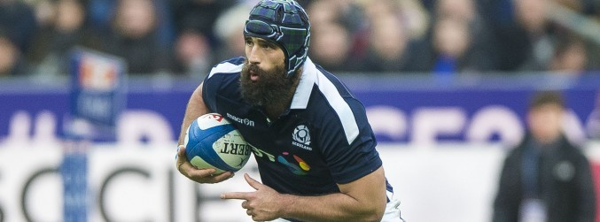 Scotland's Strauss out for remainder of Six Nations