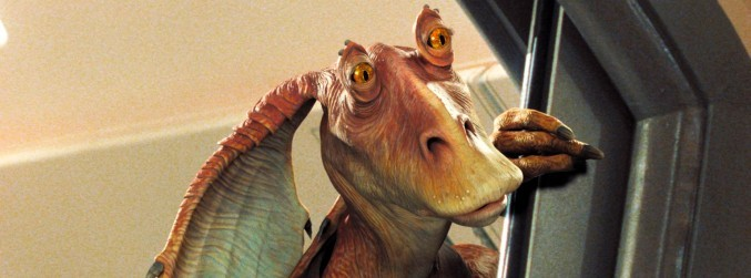 We finally know the miserable fate of Jar Jar Binks