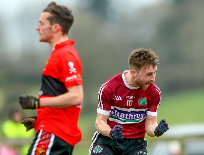 Ciaran Corrigan, St Mary's, Sigerson Cup, GAA