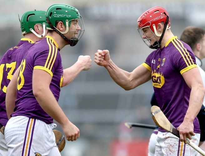 In pictures: Allianz Hurling League action