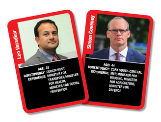Taoiseach's top trumps - who is Enda Kenny's successor?