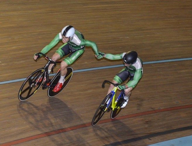 Ireland win three medals at the UCI World Cup