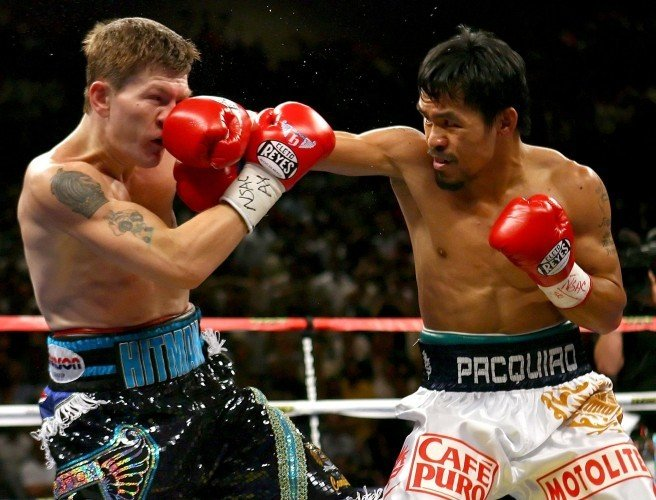 McGuigan urges Khan to avoid Pacquiao