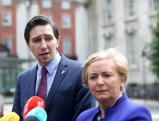 Fine Gael ministers tight-lipped on potential leadership bids